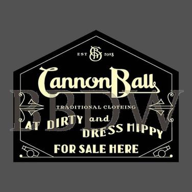 Cannon Ball Wall design