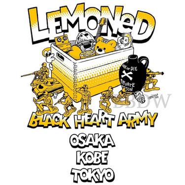 LEMONeD 「Black Heart Army」