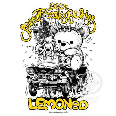LEMONeD 「Dear Speed Freaks Babies」