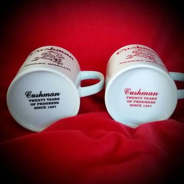 CUSHMAN by Sports wear 20th Anniv,MAG CUP