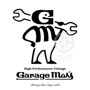 GARAGE Mar's Logo Design