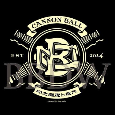 Cannon Ball Nakazaki-cho Logo