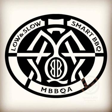 三重県バーベキュー協会「MBBQA」シンボルマークデザイン