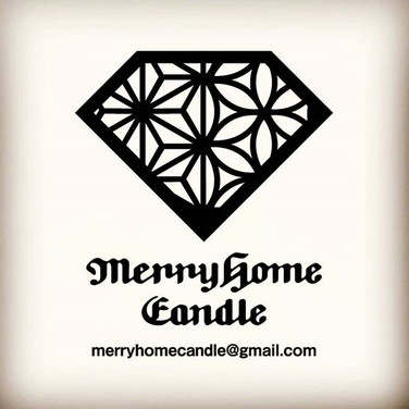 Merry Home Candle