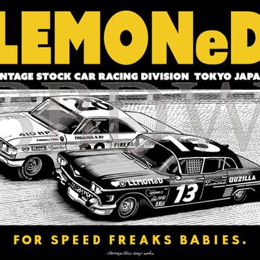 LEMONeD vintage stock car racing division
