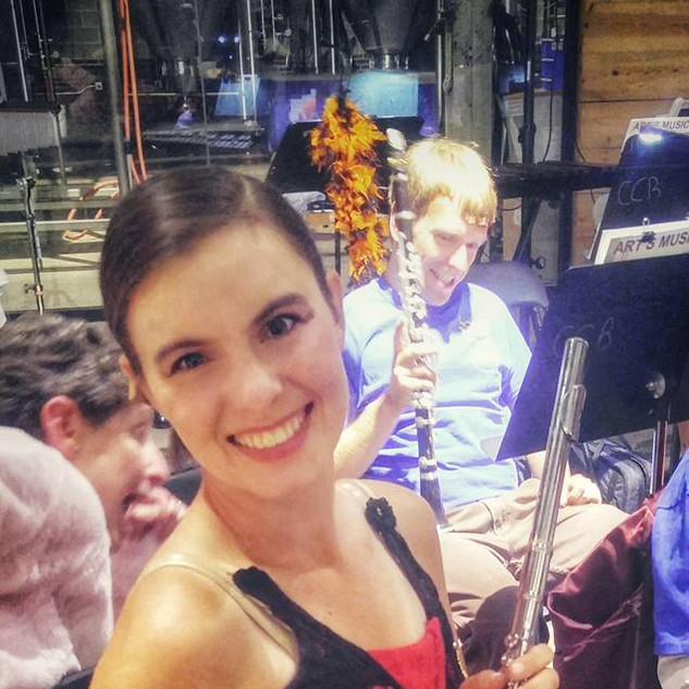Anella on Flute