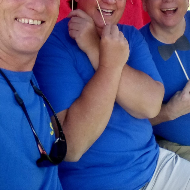 Members of the CCB Beastbones!