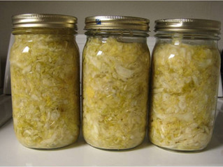 """""""Let Food Be Thy Medicine"""" - Lacto-Fermented Legends: The Sauerkraut Sagas"""