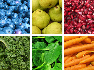 """""""Let Food Be Thy Medicine"""" - Greens, Greens, Greens on the Go!"""