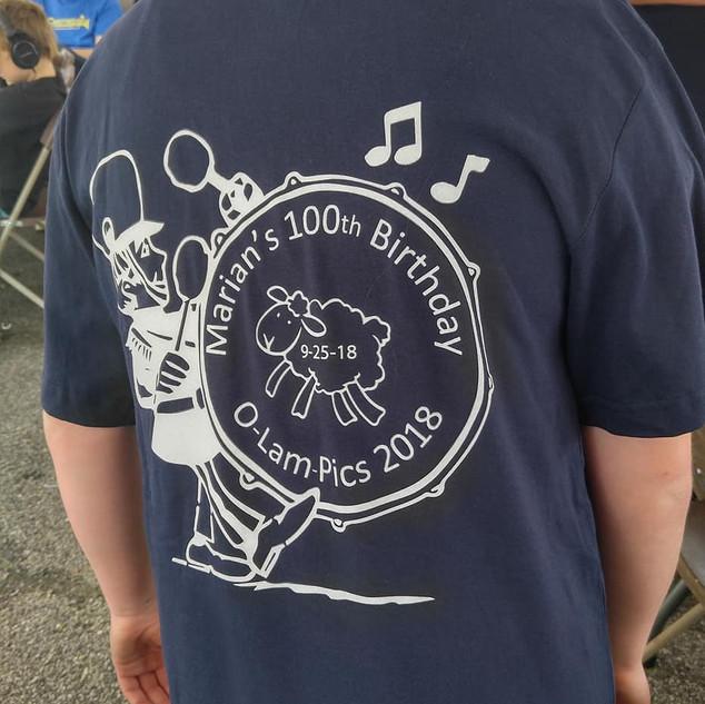 Great Lam Fam t-shirts