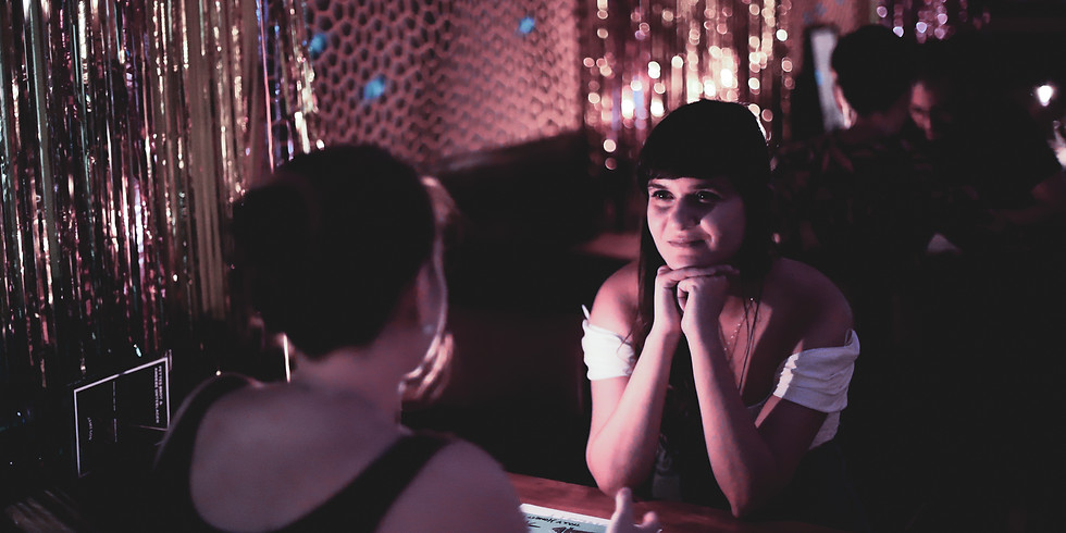 Unfake Me - a radically honest disco party