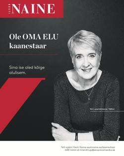 Eesti Naine imagokampaania