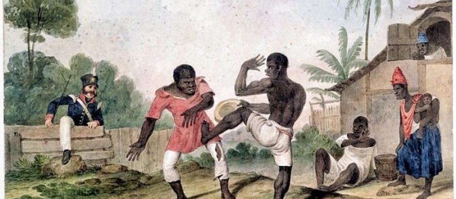 1789 - Première preuve écrite sur l'existence de la Capoeira