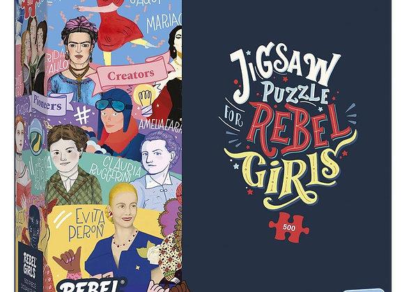 Gibson's - Rebel Girls (500)