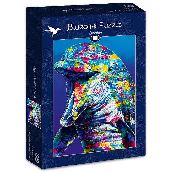 Bluebird - Dolphin (1000)