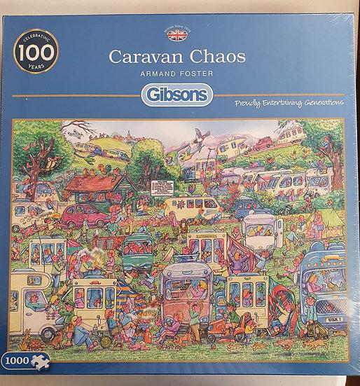 Caravan Chaos (1000)