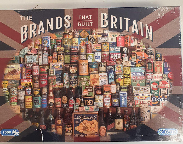 The Brands That Built Britain (1000)