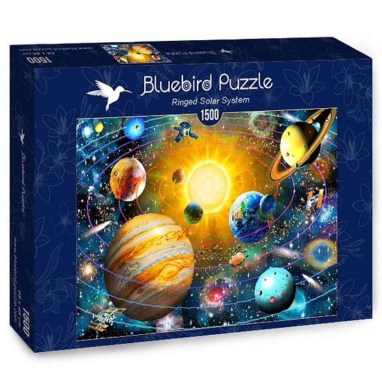 Bluebird - Ringed Solar System (1500)