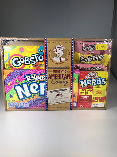 American Candy Pack - Gobstopper
