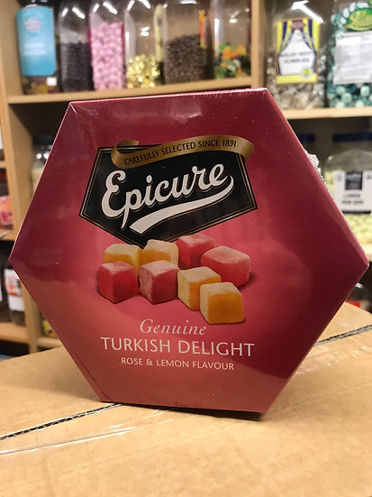 Epicure Turkish delight Rose & Lemon  - 325g