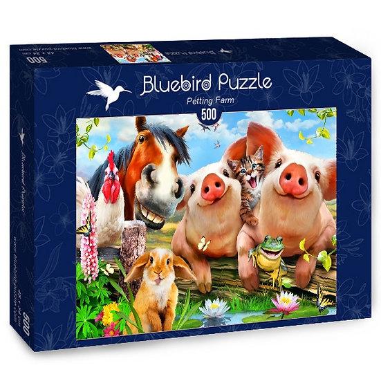 Bluebird - Petting Farm (500)