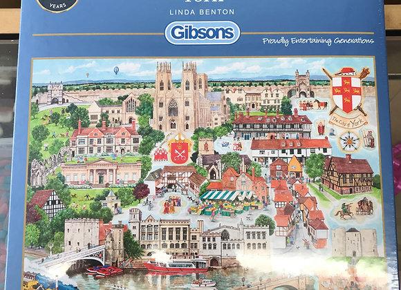 Gibson's - York (1000)