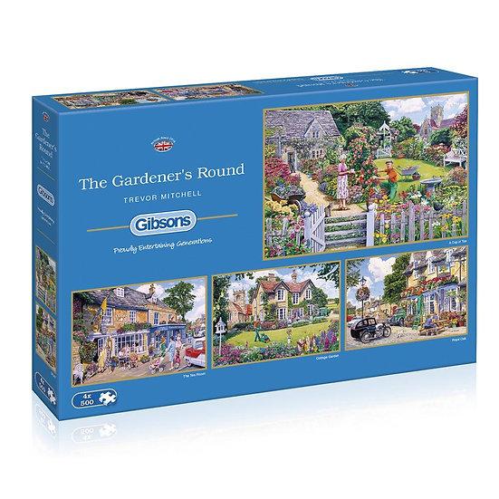 Gibson's - The Gardeners Round (4 x 500)