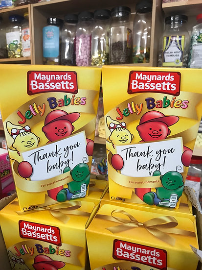 Maynards - Jelly Babies 400g