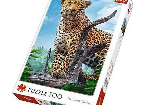 Trefl - Wild Leopard (500)