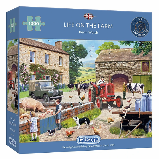 Life on the Farm (1000)