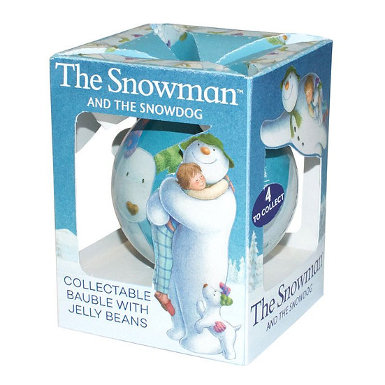 The Snowman & Snowdog Collectable Bauble