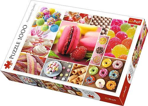 Trefl - Candy Collage (1000)