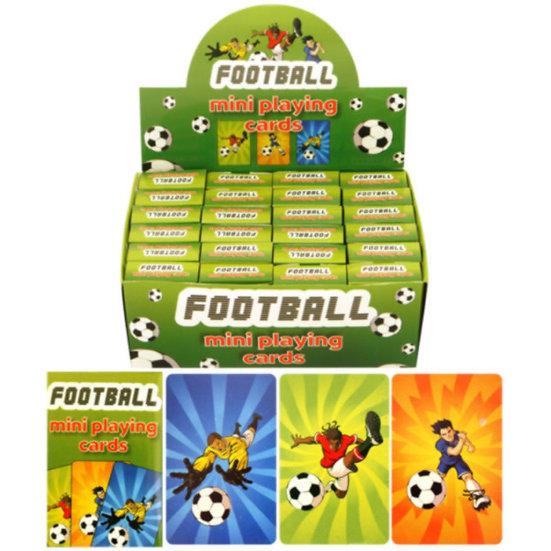 Mini Football Cards