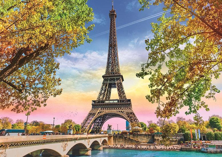 Trefl - Romantic Paris (500)