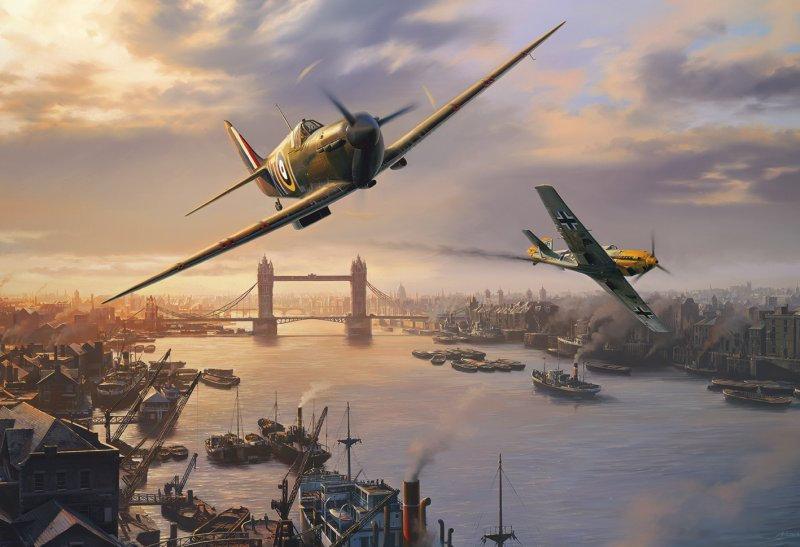 Gibson's - Spitfire Skirmish (500)