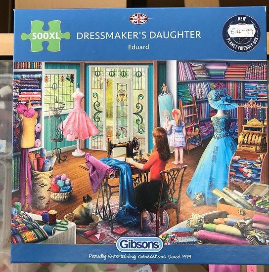 Dress Makers Daughter (500XL)