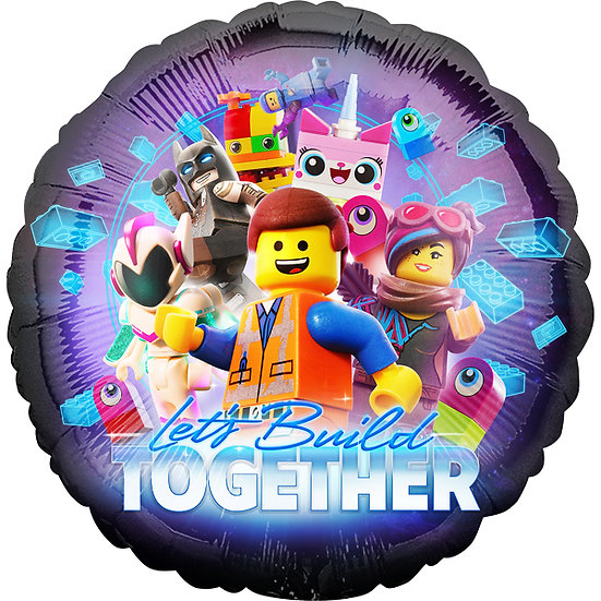 "Lego Movie 2 - 18"" Foil"