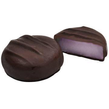 Beech's Dark Chocolate Violet Cremes