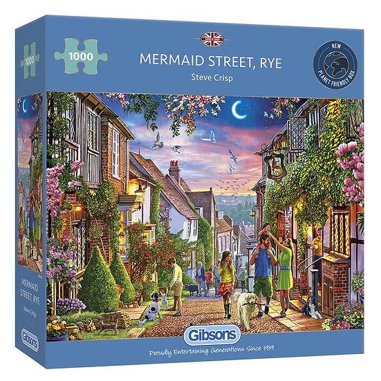 Mermaid Street, Rye (500XL)