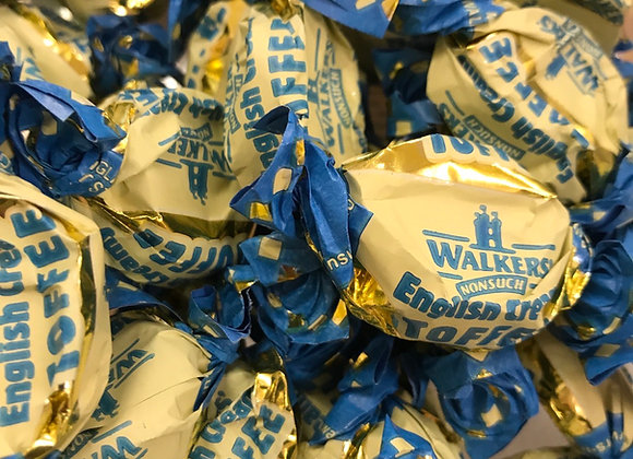 Walkers Creamy English Toffee