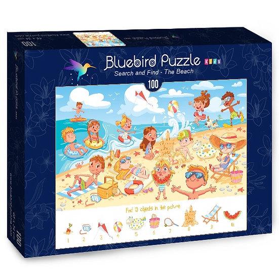 Bluebird - Search & Find - The Beach (100)