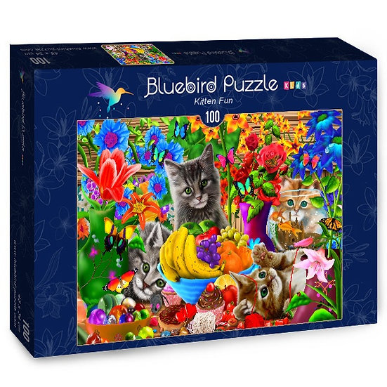 Bluebird - Kitten Fun (100)