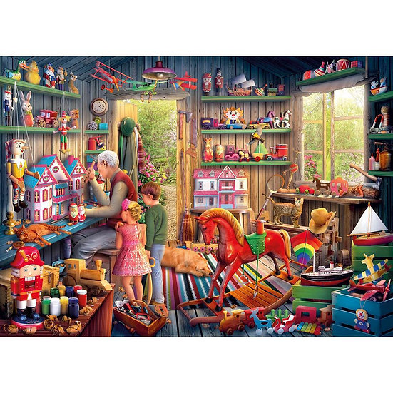 Toymaker's Workshop (1000)
