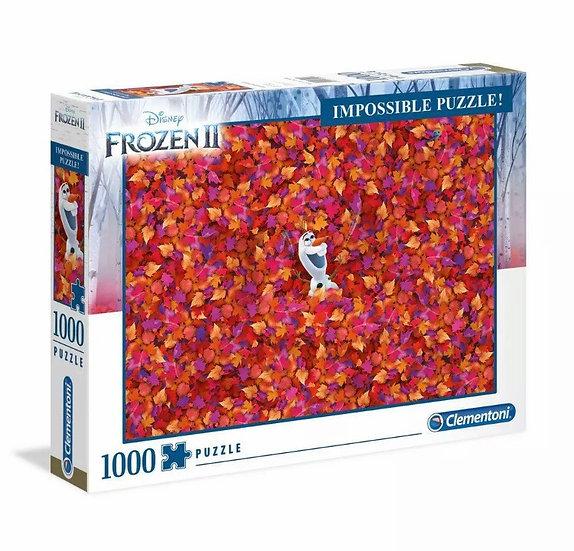 Clementoni Frozen 2 Olaf Impossible