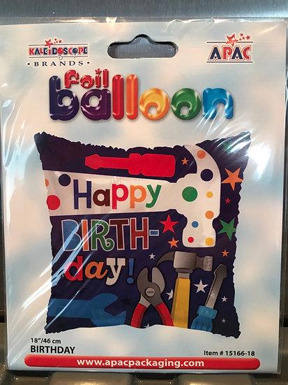 Happy Birthday - Tools