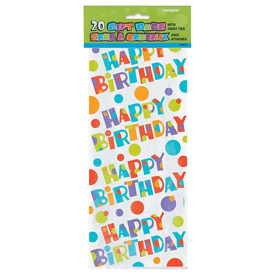 Happy Birthday Party Bag