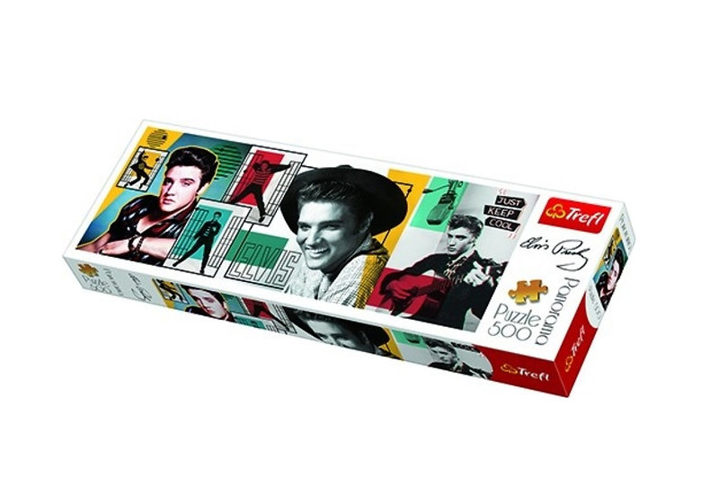 Trefl - Elvis Presley (500)