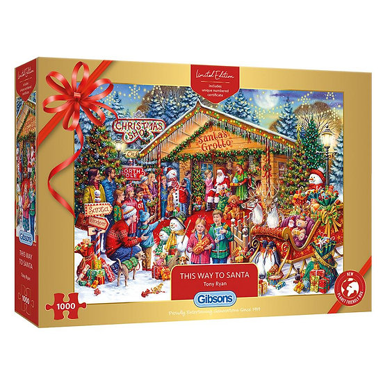 Gibson's - Christmas Limited Edition (1000)