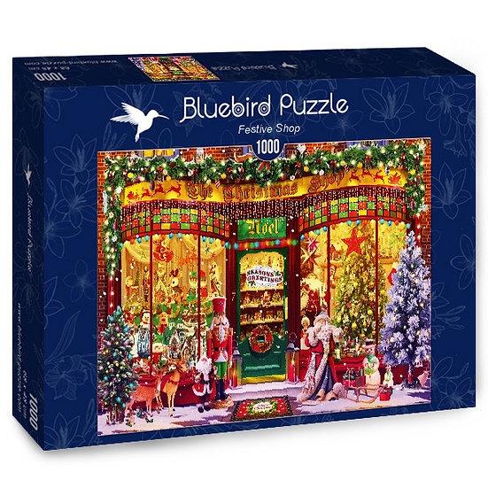 Bluebird - Festive Shop (1000)