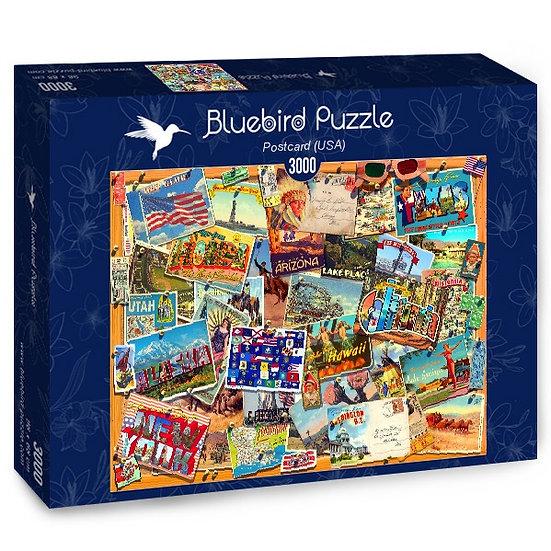 Bluebird - Postcard USA (3000)
